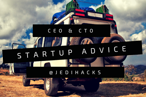 Startup Advice – Partnerships
